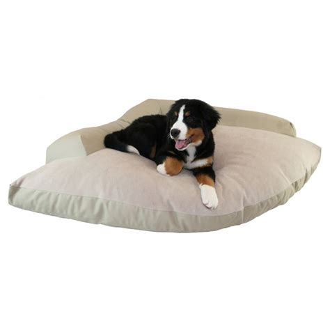 dog bed with bolster best 25 bolster dog bed ideas on pinterest xxl dog beds