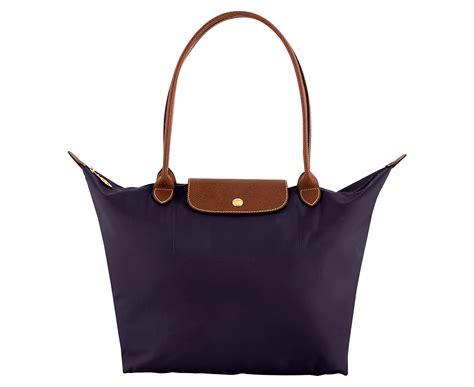 Accessoire Companion 2514 by Longch Le Pliage Large Top Handle Bag Bilberry