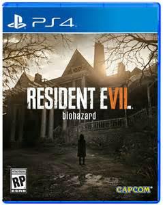 Ps4 resident evil 7 biohazard r3 eng play inc