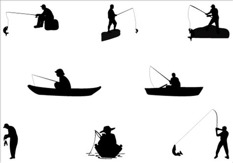 man fishing in boat clip art man fishing clipart clipart panda free clipart images