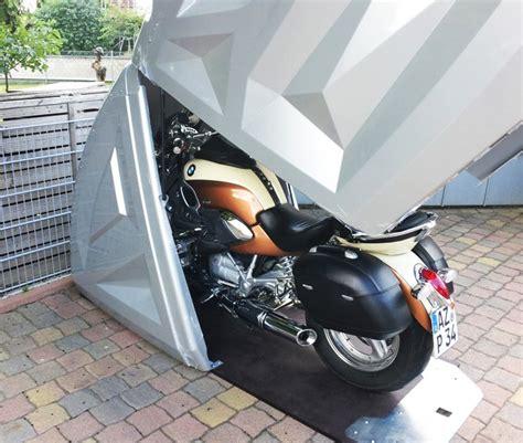 motosiklet kullananlara oezel garaj bikebox tekno duenya