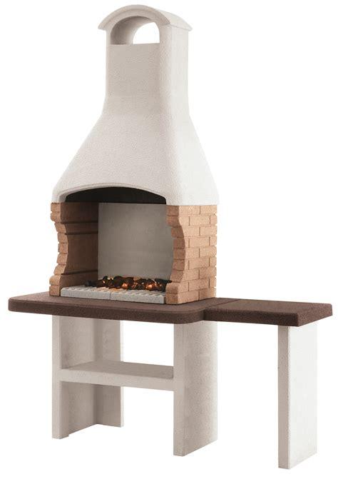 camino prefabbricato palazzetti barbecue palazzetti jesolo 160x71x238 cm legna griglia