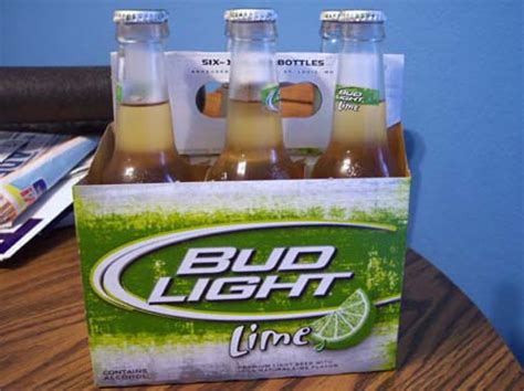 how many carbs in bud light lime how many calories and carbs in bud light lime