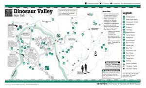 Dinosaur Valley State Park Map by Hallelujah Hikers October Hike First United Methodist