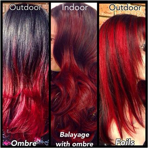 indoor and outdoor lighting vibrant hair joico ruby 298 best hair color images on hair colourful hair and hair colors