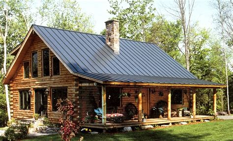 Cabin Home Plans With Loft by Adirondack Country Log Homes