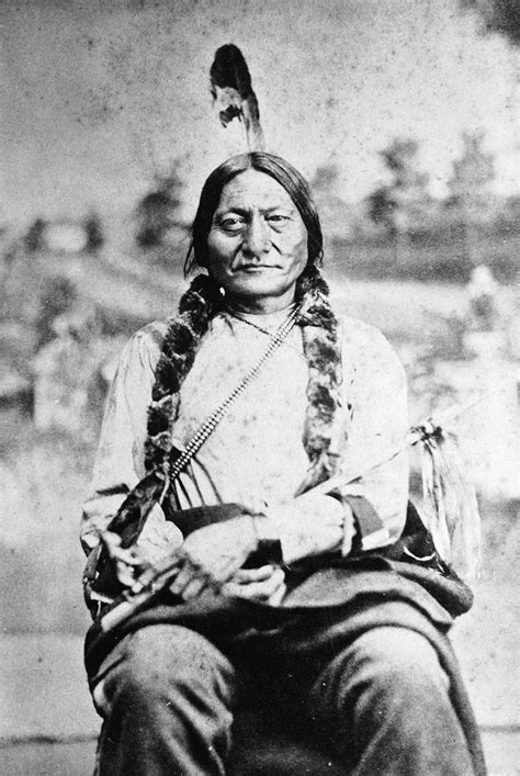 sitting bull sitting bull great chief of the sioux yesteryear once more