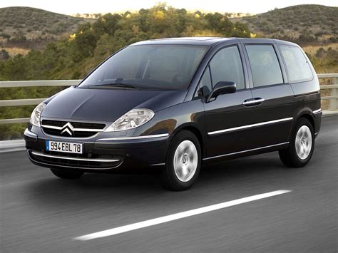 Citroen C8 by Citroen C8 History Photos On Better Parts Ltd