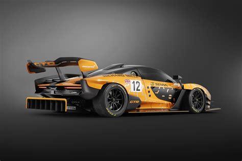 mclaren concept mclaren senna gtr concept designed for the track auto