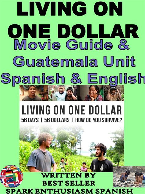 living on one dollar trailer spark enthusiasm teacher resources