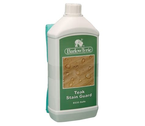Stain Guard For Upholstery by Barlow Tyrie Teak Stain Guard 1litre Gardensite Co Uk