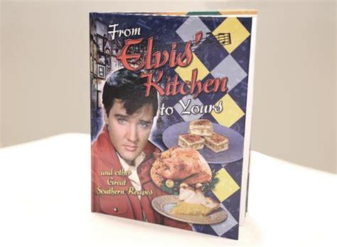 recipe book  elvis kitchen   elvis presley birthplace