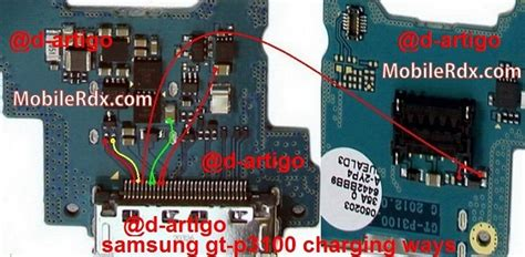 Ic Emmc Samsung Tab 2 P3100 samsung gt p3100 charging problem repair solution