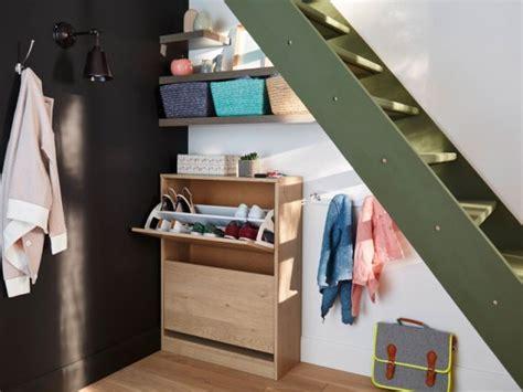 Rangement Sous Escalier Coulissant 176 by Rangement Chaussures Sous Escalier Great Fabriquer Un