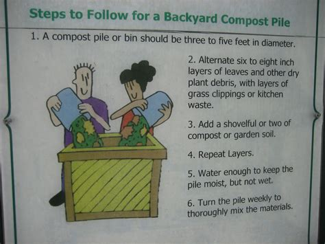 how to backyard compost six steps to make a backyard compost attempting zero