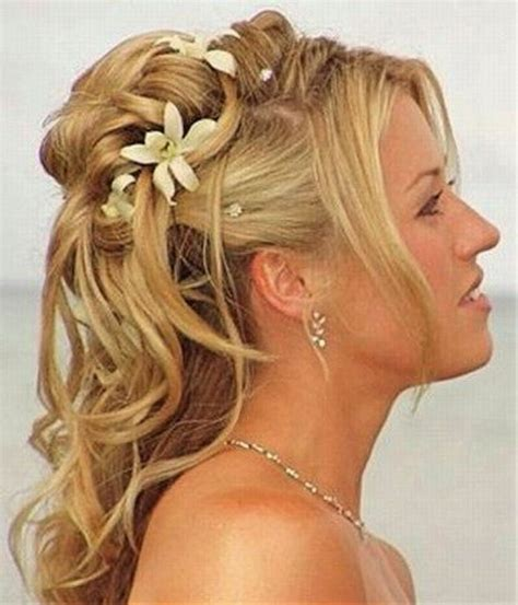 Wedding Updos For Thin Hair by Wedding Hairstyles For Thin Hair Hair Styles