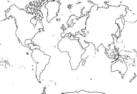 imagenes del mapamundi en blanco y negro the gallery for gt mapamundi con nombres en blanco y negro