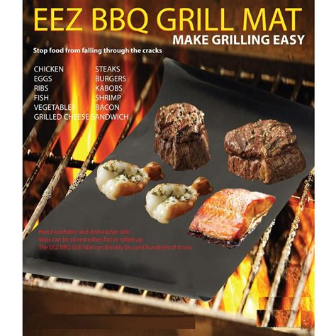 Easy Barbeque Grill Mat Kertas Pemanggang Bbq easy barbeque grill mat kertas pemanggang bbq black jakartanotebook