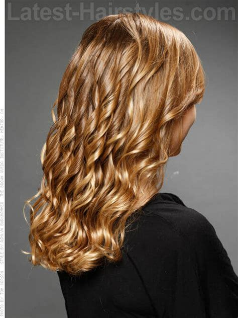 curly hairstyles for long hair back view pics for gt long curly layered haircuts back view
