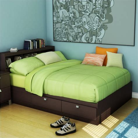full storage bed frame southernspreadwing com page 142 traditional interior