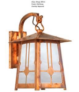 outdoor lighting craftsman style craftsman outdoor wall mount lantern light