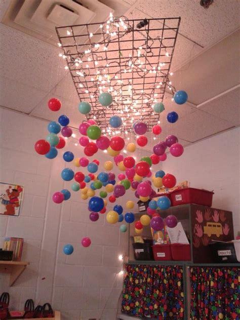Preschool Ceiling Decorations teachers idea to decorate our preschool classroom