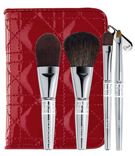 Brush Set Ysl mini brush set makeup4all