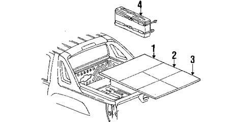 2002 chevy avalanche parts diagram 2002 chevrolet avalanche 1500 parts gm parts department