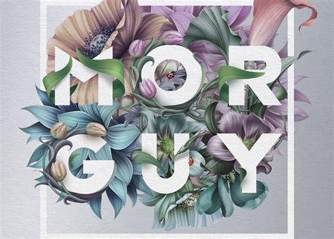 typography flower tutorial 40 floral typography designs that combine flowers text