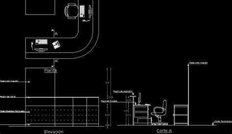 Kitchen Island Bars reception table in autocad drawing bibliocad