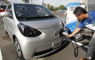 Toyota Electric Car Charger The Against Electric Cars National Post