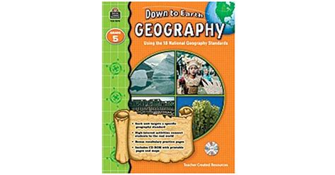5 themes of geography owl teacher down to earth geography gr 5 tcr9275 teacher