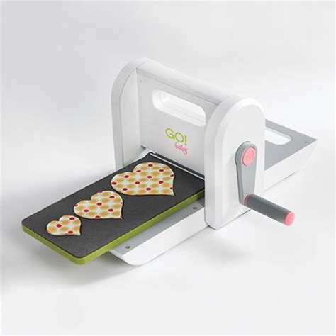 Quilting Fabric Cutter Machine by Accuquilt Go Baby Fabric Cutter 55300