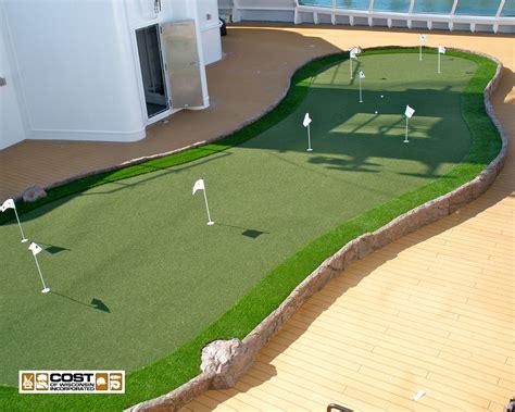 putting greens micro golf