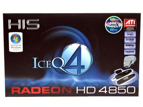 His Radeon Hd4850 Iceq 4 hd 4850 512mb драйвер mklasplus