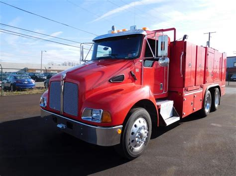 2007 kenworth trucks for sale 2007 kenworth fuel trucks lube trucks for sale used
