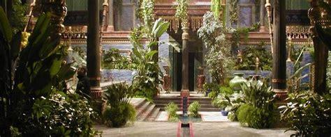 imagenes jardines babilonia los jardines colgantes de babilonia