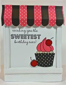Birthday Card Ideas A Muse Studio Hey Cupcake Birthday Card Idea Paper Crafts