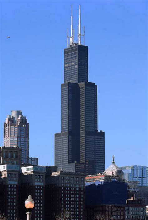 Sears Tower by The Willis Tower