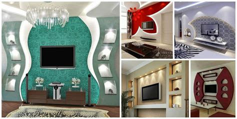 sensational gypsum wall decoration