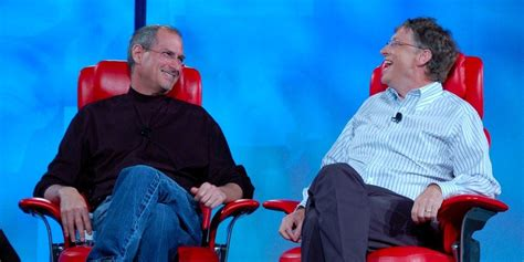 biography of bill gates and steve jobs the love hate relationship between bill gates and steve