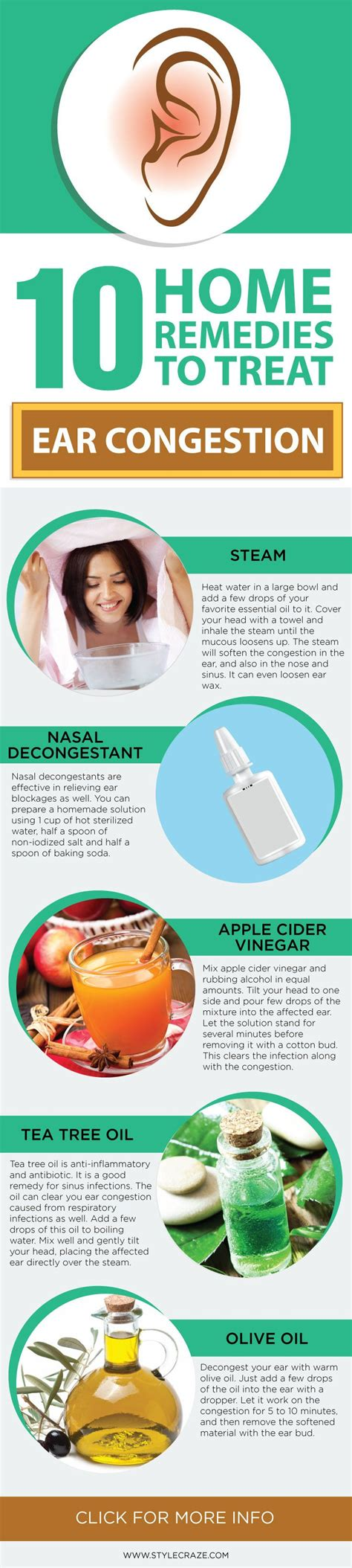home remedy to unclog 17 best ideas about clogged ears on pinterest vicks