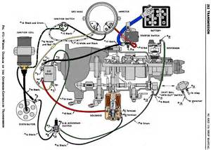 studebaker 3 speed w overdrive transmissions