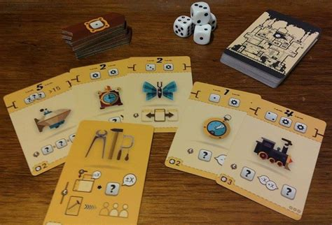 Nerdy Invention By Mayday Boardgame nerdy inventions is now live on kickstarter nerdy