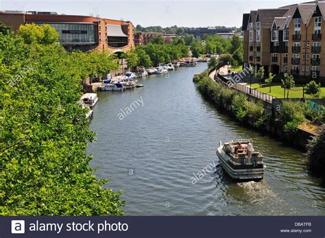 floating boat restaurant maidstone river medway stock photos river medway stock images alamy