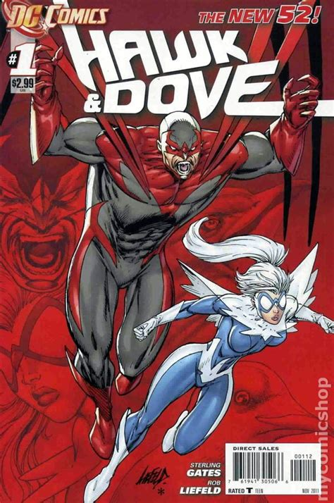 hawk and dove comic books hawk and dove 2011 5th series comic books