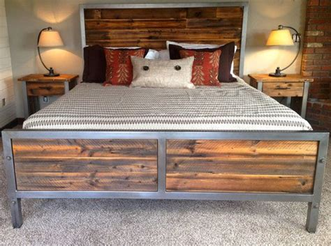 metal and wood bedroom furniture iron and wood bedroom furniture with regard to your house