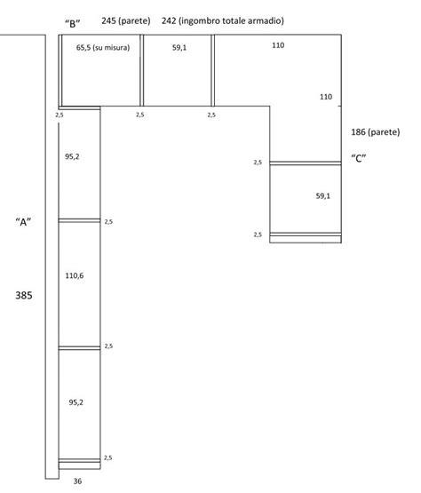 mobili soggiorno angolo arredaclick il progetto di flavia una parete