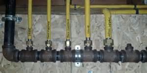 gas piping services ken herbert plumbing