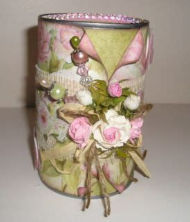 Tin Can Tinbox Tincan Kaleng Silinder Shabby Chic Vintage 9x6cm 17 best images about diy tin cans soda cans metal on coffee cans sodas and shabby chic